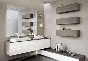 meuble salle de bain haut de gamme italien With meuble de salle de bain design italien