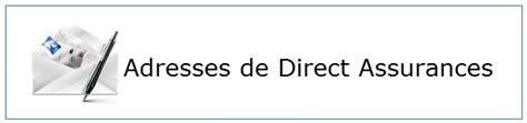 siege social direct assurance direct assurance numéro de téléphone contact adresse