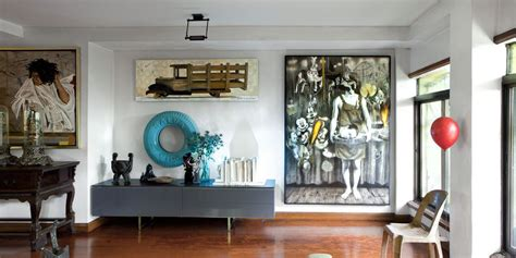 eclectic home  manila bobby gopiao philippines home