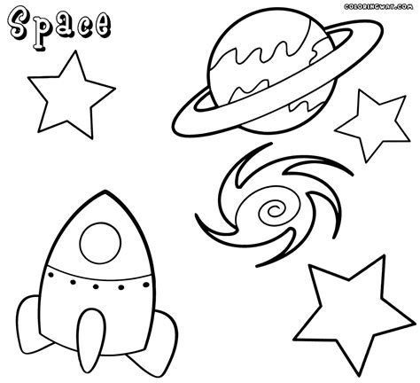 Space Coloring Pages  Coloring Pages To Download And Print