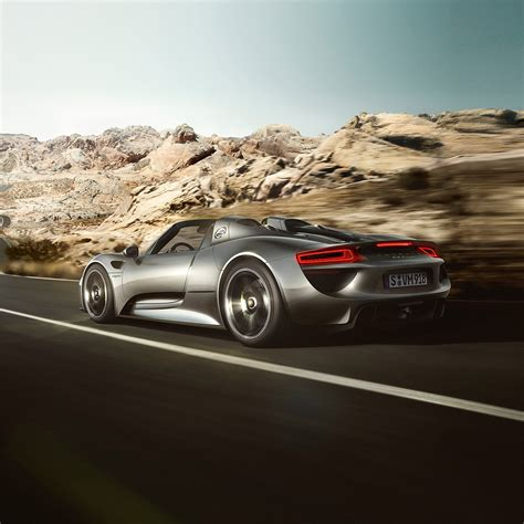 4k Ultra Hd Porsche 918 Spyder Wallpapers For Free, Wallpapers
