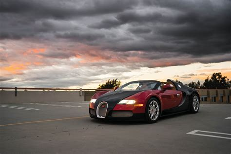 Bugatti Veyron 2012 by A 2012 Bugatti Veyron 16 4 Grand Sport With Only 538
