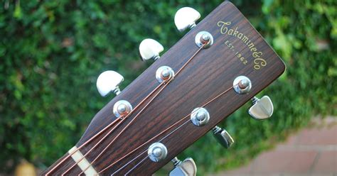 1982 Takamine F369 Acoustic Guitar Review