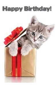cats happy birthday cats and birthdays on