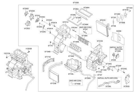 Hyundai Thermistor Assembly Air