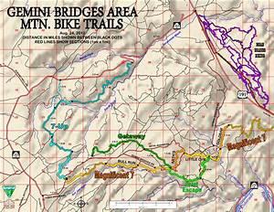 Moab Trail Maps For Hiking  Biking And 4x4