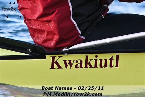 Sculling Boat Names by Boat Names Rowing Photos Row2k