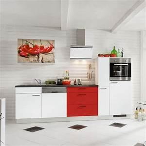 Küchenzeile Mit Aufbau : k chenzeile mit elektroger te 290 cm stellmass ~ Eleganceandgraceweddings.com Haus und Dekorationen