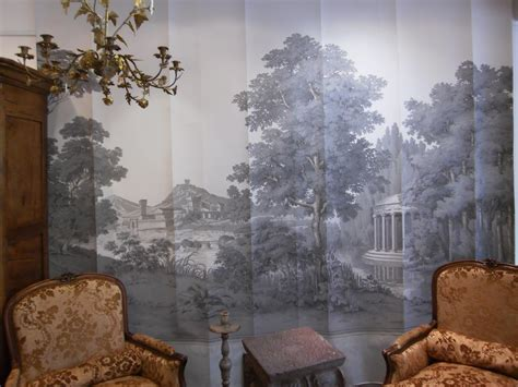 papier peint panoramique zuber objets de d 233 coration