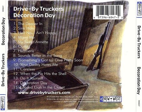 decoration day drive by truckers mp3 decoration day drive by truckers 28 images no surf