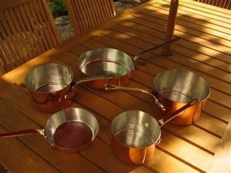 tinned copper cookware    show chowhound