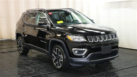 jeep compass sport 2018 new 2018 jeep compass limited sport utility in marshfield