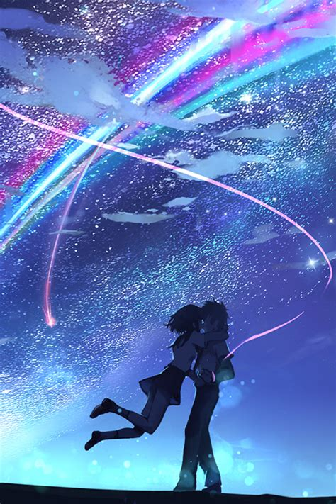 kimi  nawa anime wallpapers hd    mobile