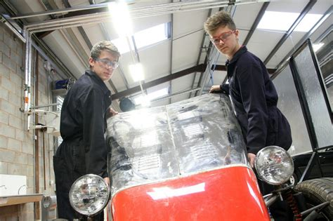 motor vehicle courses  reaseheath college cheshire