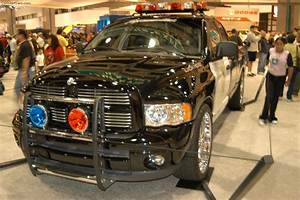2002 Dodge Ram 1500 Ultimate Police Chief