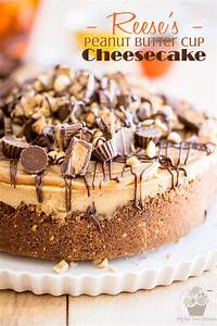Reese's Peanut Butter Cup Cheesecake • My Evil Twin's Kitchen