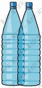 Bouteille En Plastique Vide : deux bouteilles d 39 eau illustration contenant libre de droit sur ~ Dallasstarsshop.com Idées de Décoration
