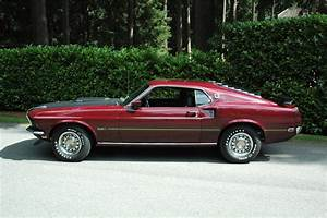 1969 FORD MUSTANG MACH 1 FASTBACK - 66324