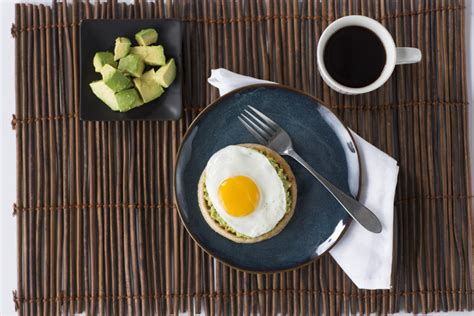 leggo  eggo  avocado  goat cheese easy home meals
