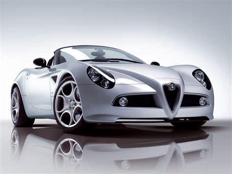 Automaniacin » Alfa Romeo 8c Spider
