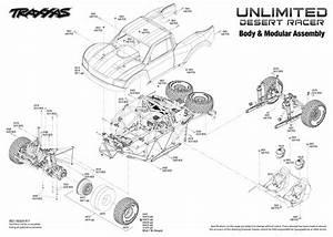 Unlimited Desert Racer  85076