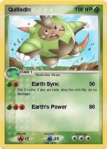 Pokémon Quilladin 55 55 - Earth Sync - My Pokemon Card