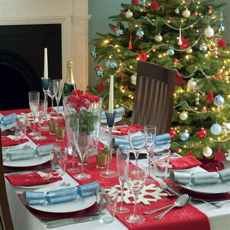 christmas dining room housetohome co uk
