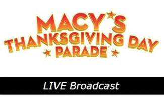 macy 39 s thanksgiving day parade 2016 live broadcast webcast