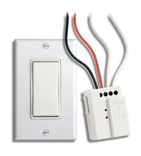 wireless light switch kit ad hoc electronics promotes enocean products for wiring