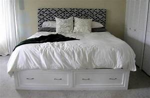 Ana White | Drawers for the Queen Sized Storage Bed - DIY ...
