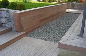 Modele De Terrasse Exterieur : terrasse bois ~ Teatrodelosmanantiales.com Idées de Décoration