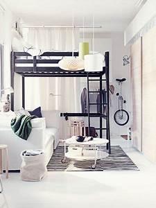 Ikea Stora Hochbett : die besten 25 ikea hochbett stora ideen auf pinterest tiny room ideas ikea hochbett ~ Orissabook.com Haus und Dekorationen