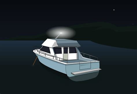 Boat Lights At Anchor by What Type Of Boat Requires Navigation Lights Ace Boater