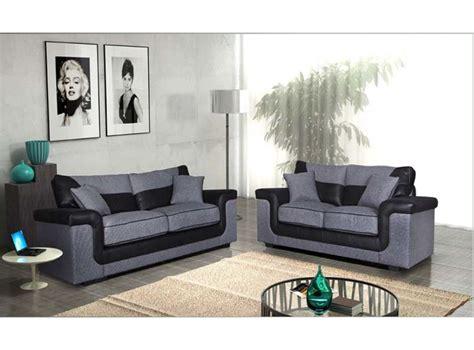 symphony  sofa suite set greyblack sofa sofa suites