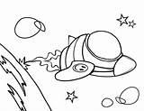 Coloring Pages Spaceship Space Rocket Drawing Moon Ship Printable Wars Star Preschool Bestcoloringpagesforkids Preschoolers Drawings Print Astronaut Cool Getdrawings Paintingvalley sketch template
