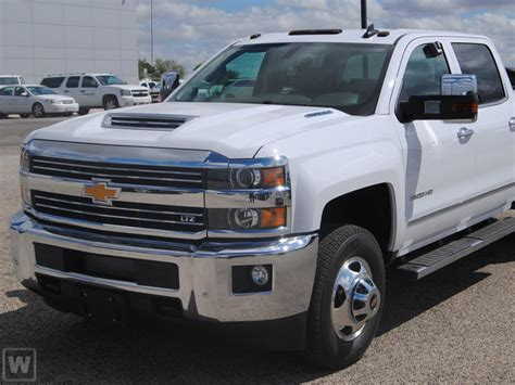 10 New 2019 Chevy 3500 Cab And Chassis