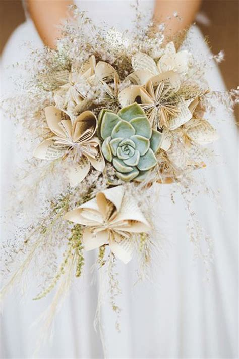 14 Unique Wedding Bouquets