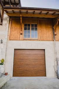 Porte De Garage Sectionnelle Sur Mesure : porte de garage sectionnelle plafond sur mesure devis ~ Dailycaller-alerts.com Idées de Décoration