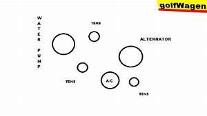 Vw Golf 5 Serpentine Belt Diagram   Maybe