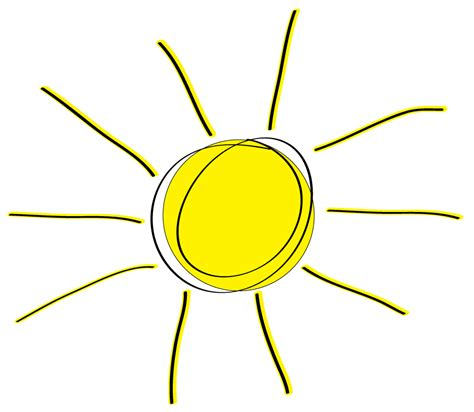 Sun Clipart Free Sun Clipart To Decorate For Craft Projects