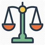 Justice Icon Revoke Scales Gavel Social Clipart