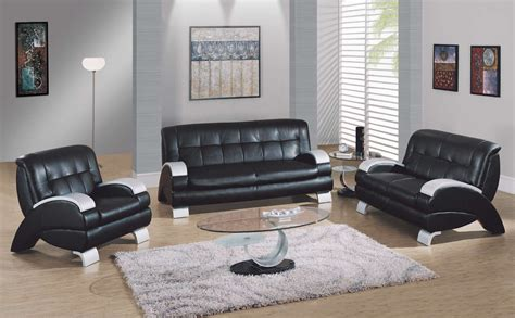 living room decor with leather sofa living room design black leather sofa home design ideas