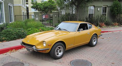 Datsun Car : Z-car Blog » Post Topic » New Shoes For An Old Friend