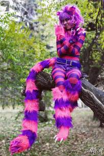 cheshire cat costume random disney awesome makeup in