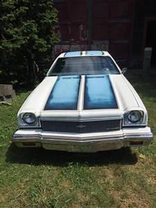 1973 Chevrolet El Camino V8 Factory 3 Speed Manual