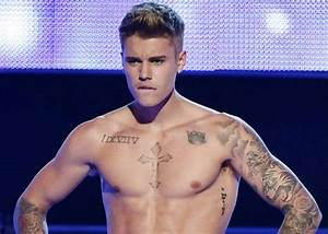Justin Bieber celebrated Easter by getting naked on ...