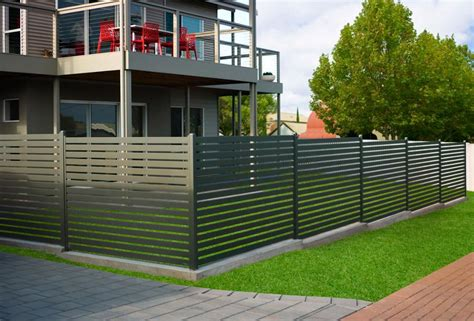 common  aluminum pool privacy fence screen decorative