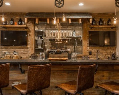 Rustic Basement Design Ideas, Pictures, Remodel & Decor. Best Lighting For Small Kitchen. White Kitchen White Backsplash. Kitchen With Center Island. Small Kitchen Design Idea. Best White Kitchen Designs. Kitchen Color Ideas With Dark Cabinets. Small Kitchen Unit. Black And White Kitchen Utensils