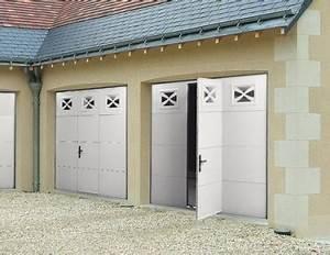 porte de garage avec portillon tout sur le portillon de With porte de garage avec portail coulissant pas cher