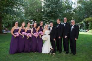 Wedding with Bridal Party Picture